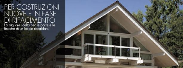 Vetri per l isolamento termico e il controllo solare - Gruppo Union Glass